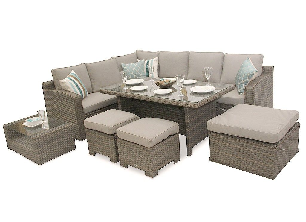 Admirable Chelsea Dining Corner Sofa High Back Rattan Furniture Set Caraccident5 Cool Chair Designs And Ideas Caraccident5Info