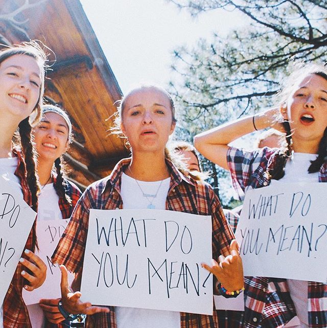 Church Camp in 2020 | Young life camp, Christian camp