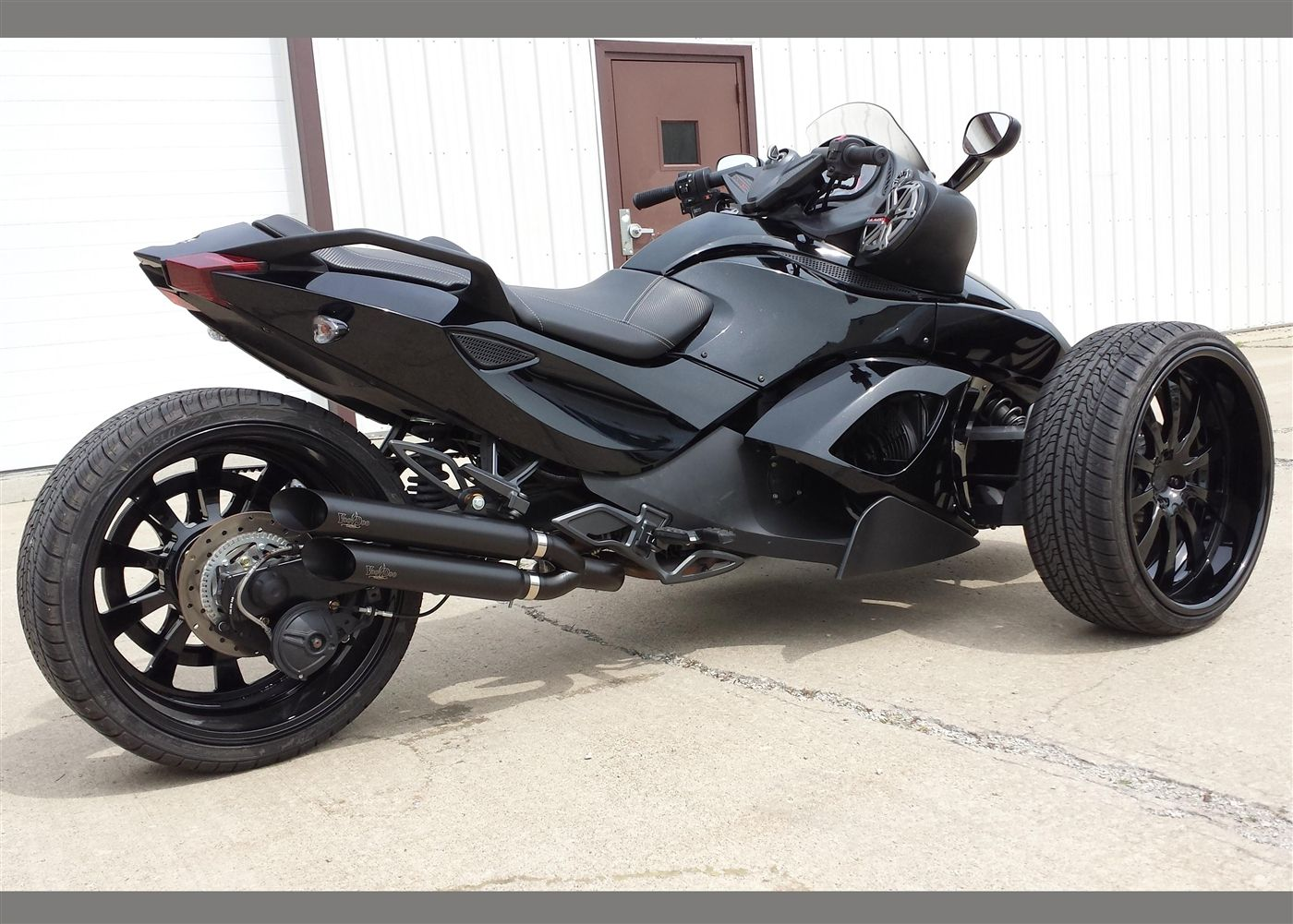can am spyder rs 2008 for sale buscar con google custom motorcycles pinterest can am. Black Bedroom Furniture Sets. Home Design Ideas