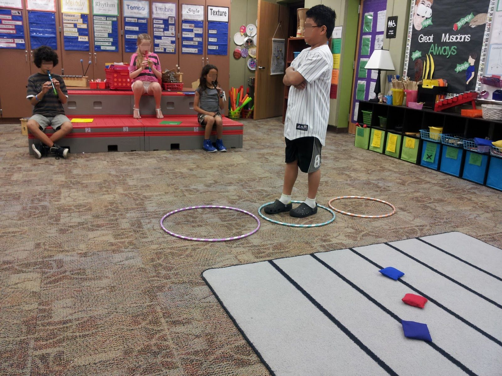 Mrs Q S Music Blog Use Hula Hoops To Review Bag On The