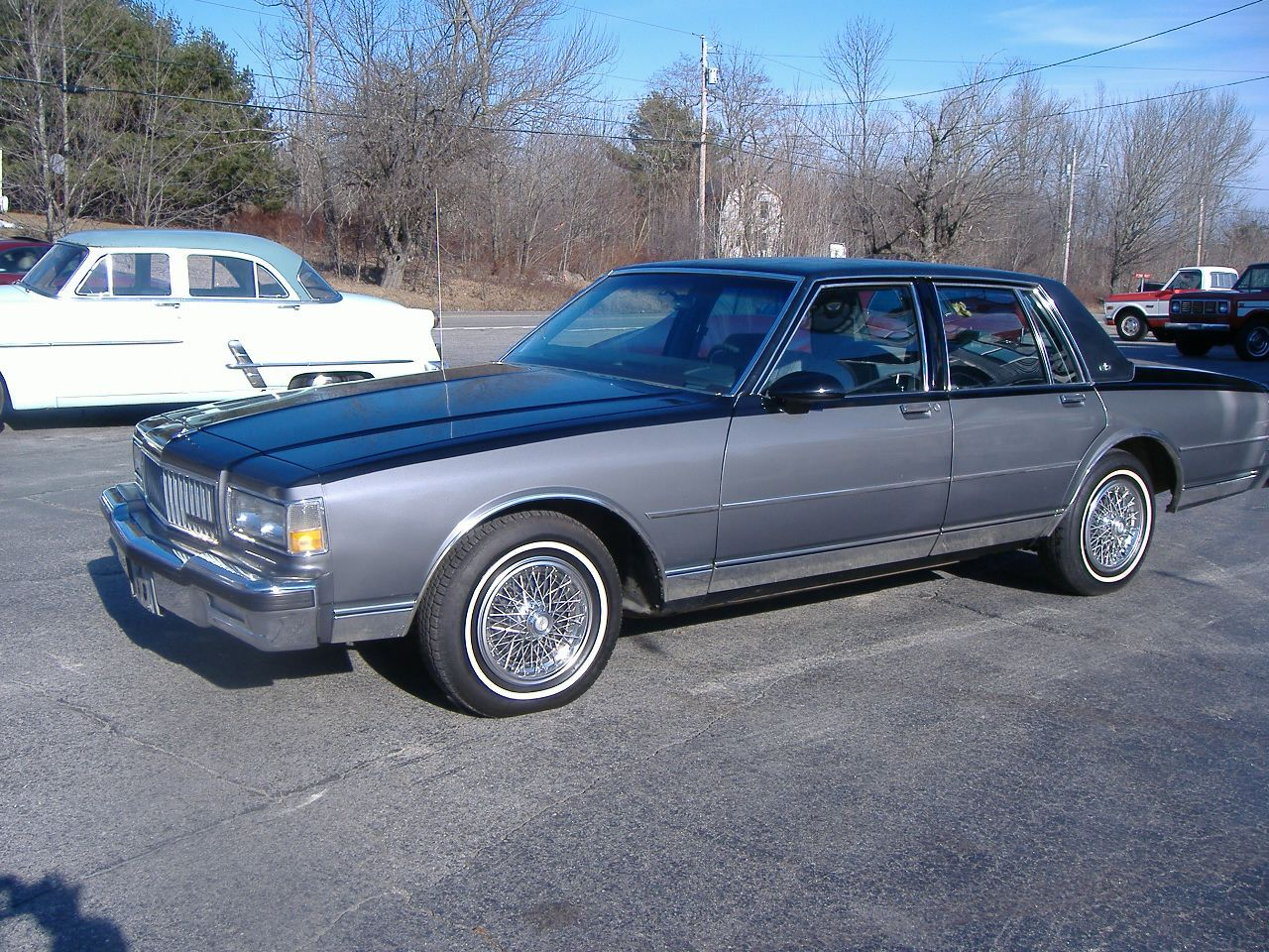 Chevy Caprice Classic Cool Cars Motorcycles Pinterest - Cool cars 1983