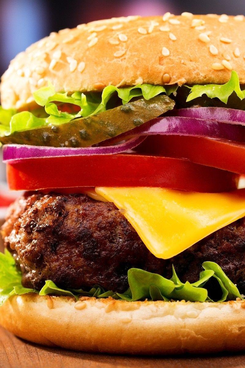 19 Irresistible Burgers That Will Make Your Mouth Water Juicy Hamburgers Juicy Hamburger Recipe Food