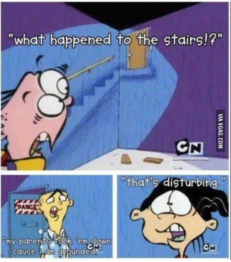 Cartoon Network Used To Be Good With Images Ed Edd N Eddy