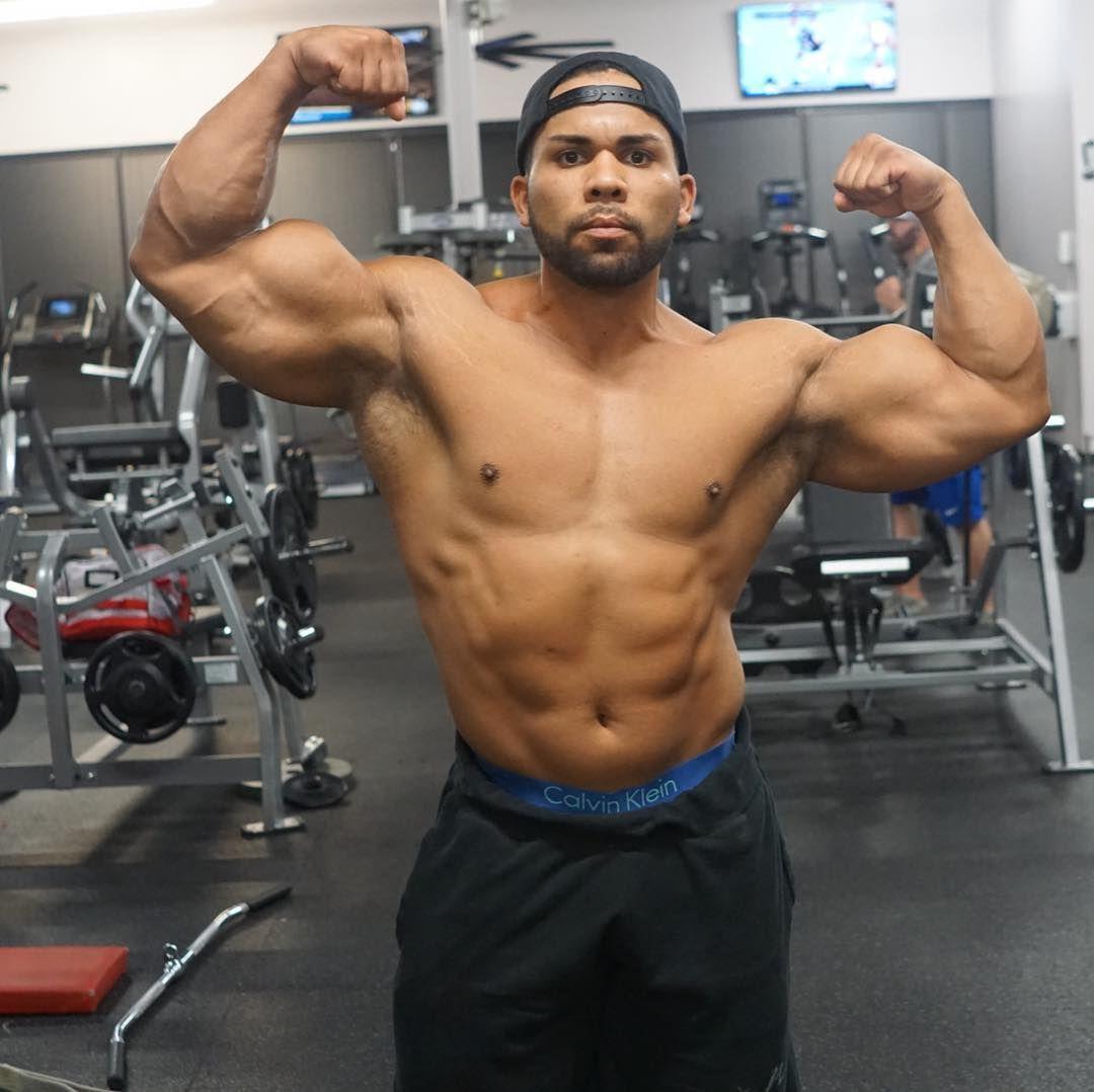 Jonathan Irizarry, Vegan bodybuilder Plant based nutrition