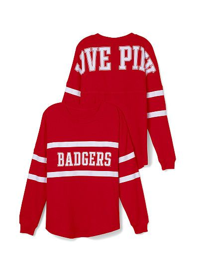 University of Wisconsin Varsity Crew PINK size small | gift ideas ...