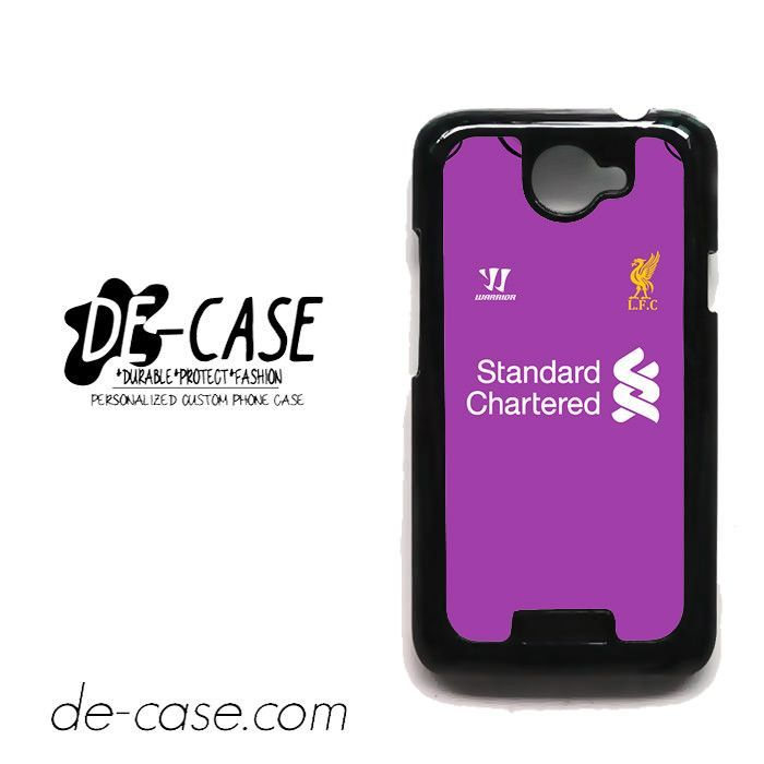 Liverpool Jersey 8 For HTC One X Case Phone Case Gift Present YO