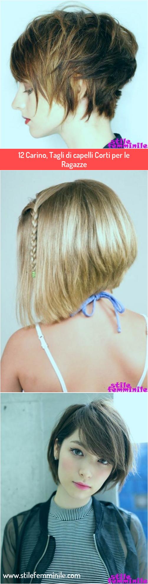 Photo of 12 Carino, Tagli di capelli Corti per le ragazze