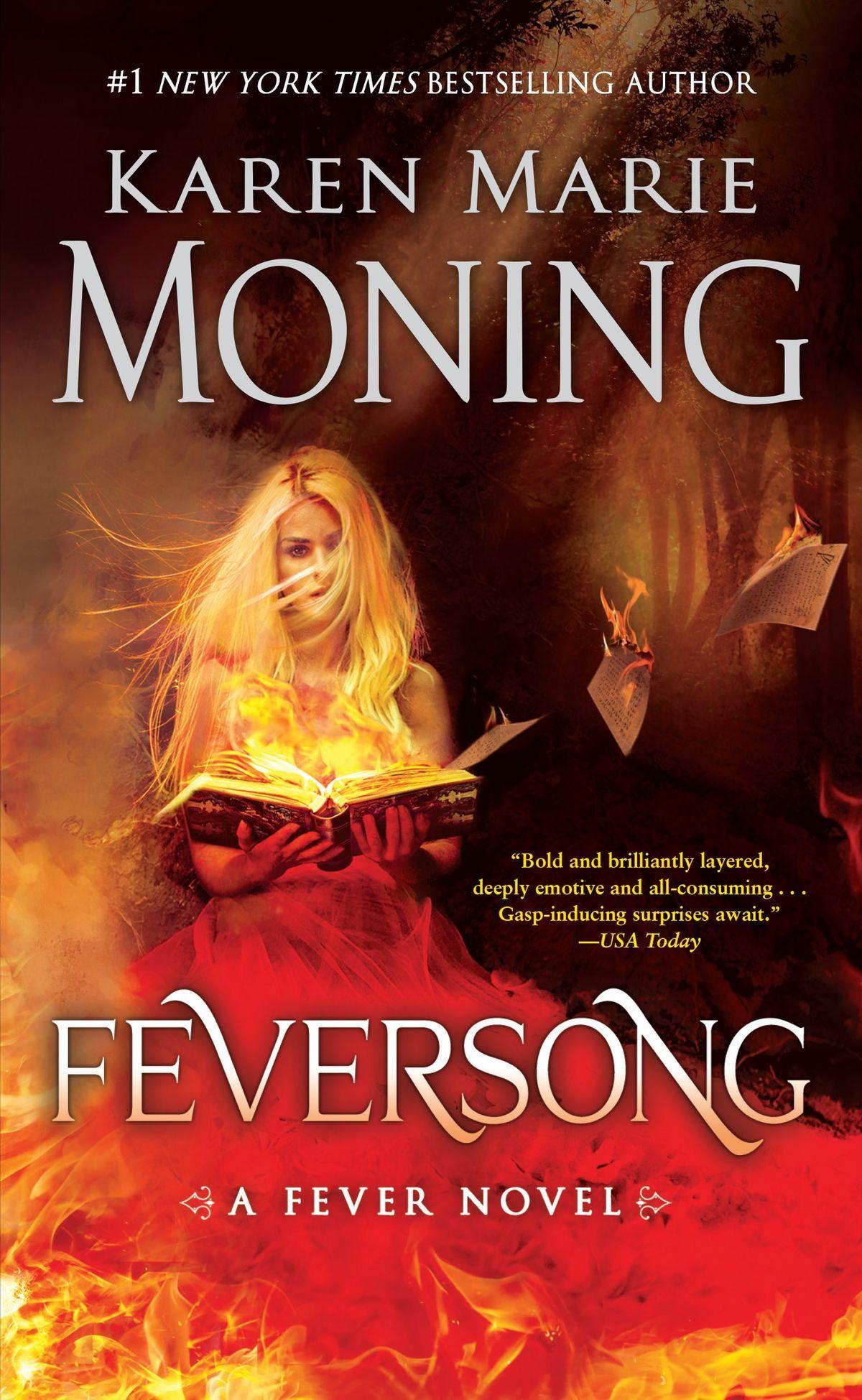 Pdf Feversong Fever 9 By Karen Marie Moning Karen Marie Moning Fever Series Novels