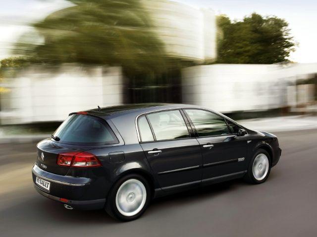 Une #Renault Vel Satis pour la #reine d'#Angleterre ! - Blog #Autoreflex