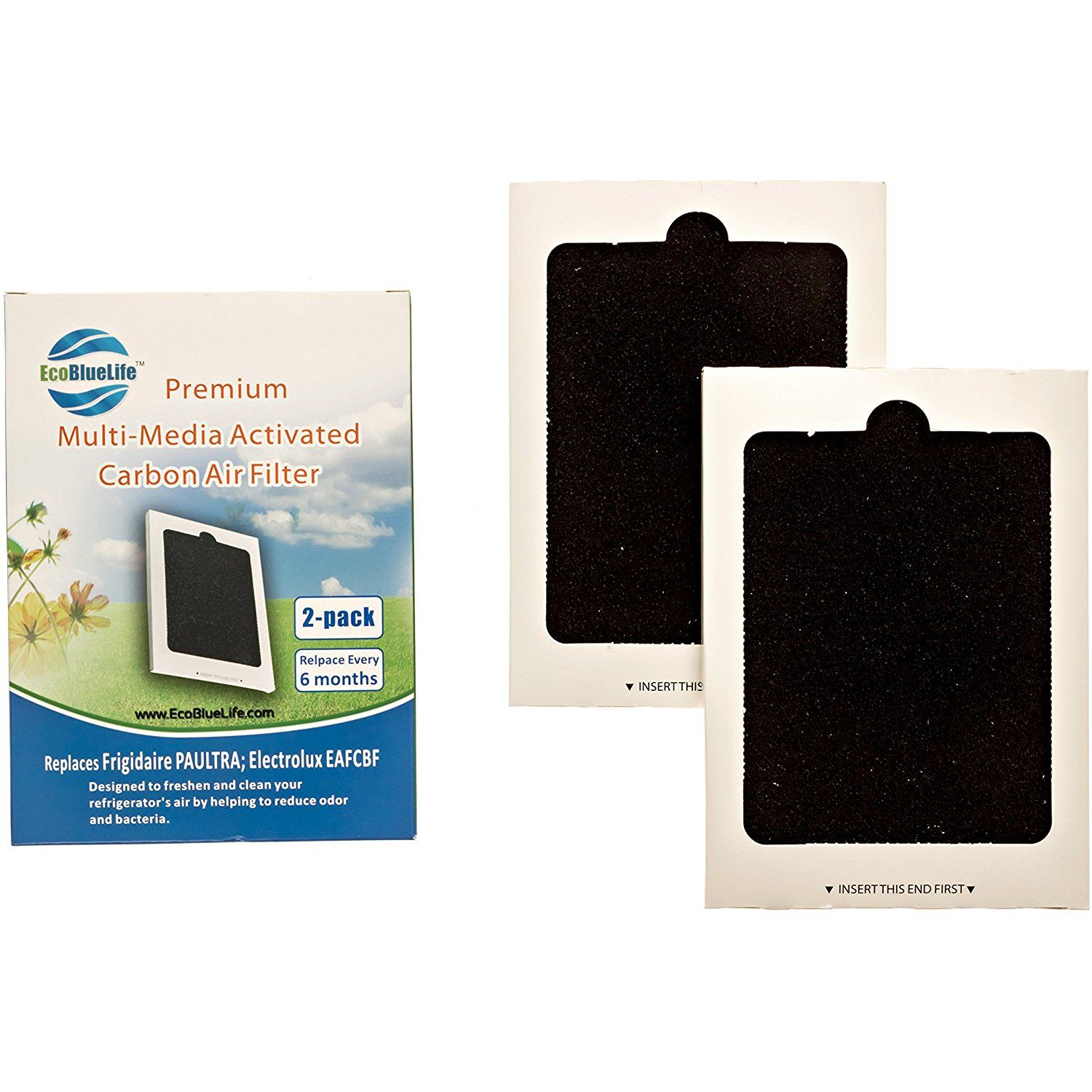 2Pack Frigidaire Pure Air Ultra PAULTRA and Electrolux