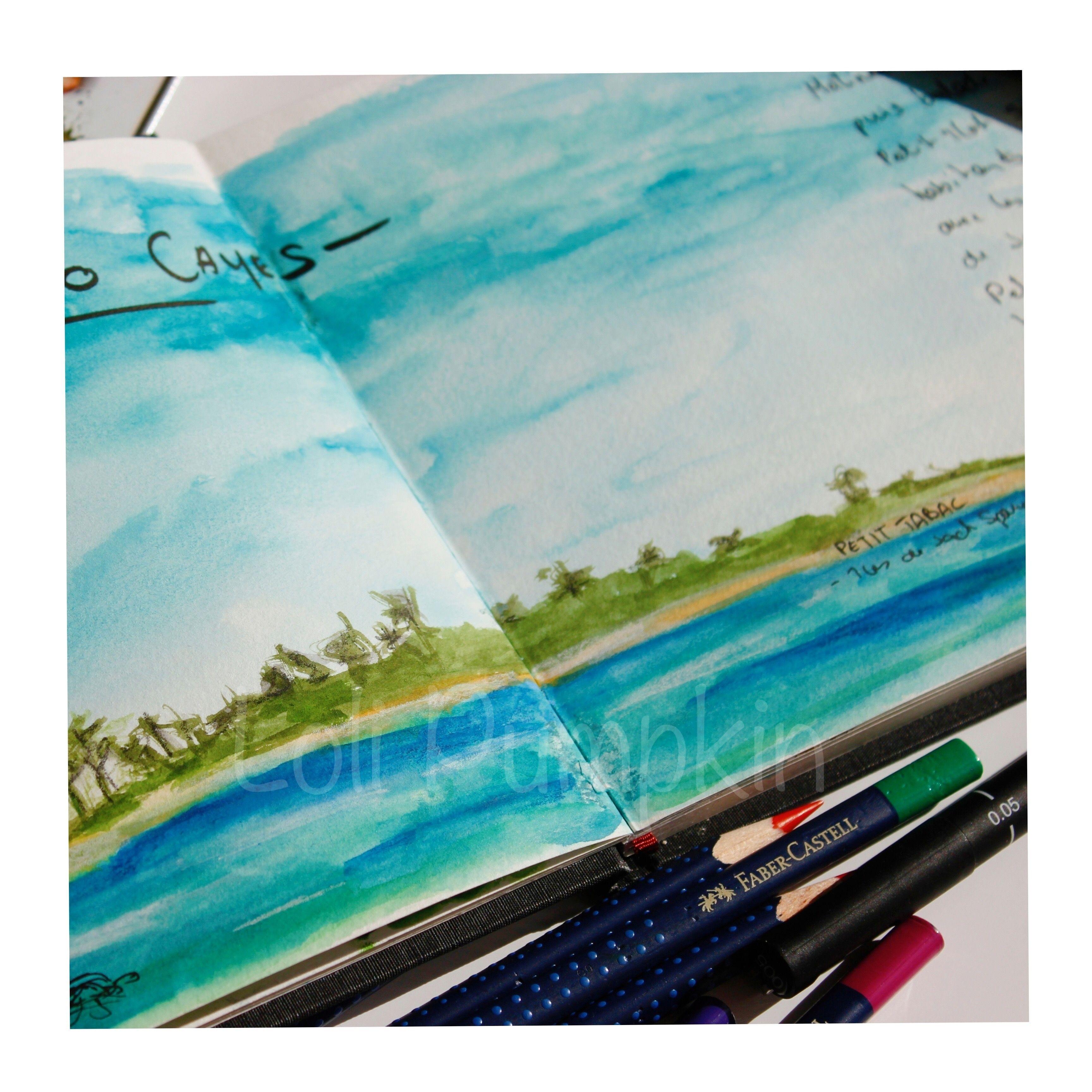 Epingle Sur Peinture Aquarelle