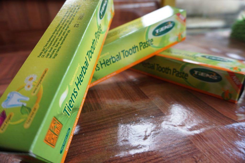 Produk Pemutih Gigi Penghilang Bau Mulut Yang Aman Produk