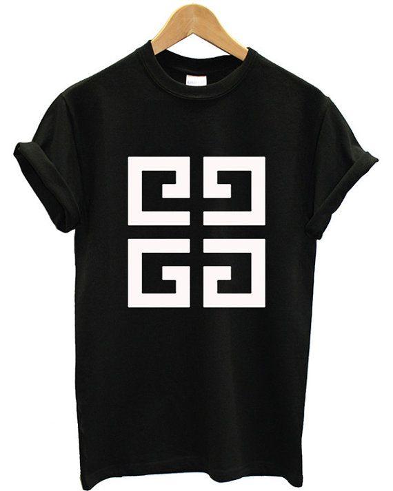 3c37dfcbfb6 New Givenchy Logo Celine Paris Men Cotton T Shirt by Antonishop99 ...