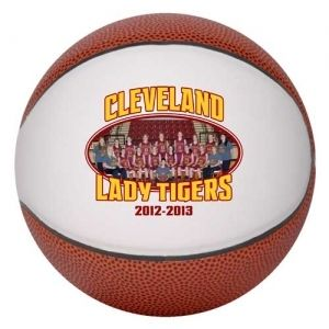 Team Photo Balls - What a great Keepsake for an entire team or even a coach gift.  Low minimums - Buy only qty 1 or more.