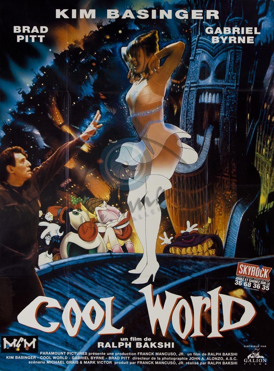 Cool World 1992 Ralph Bakshi Peliculas Completas Peliculas Completas Gratis Peliculas