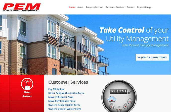 We created a new website for PEM! Check out more here -    www - check request form