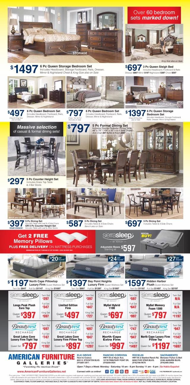 Pin By American Furniture Galleries On Furniture On Sale