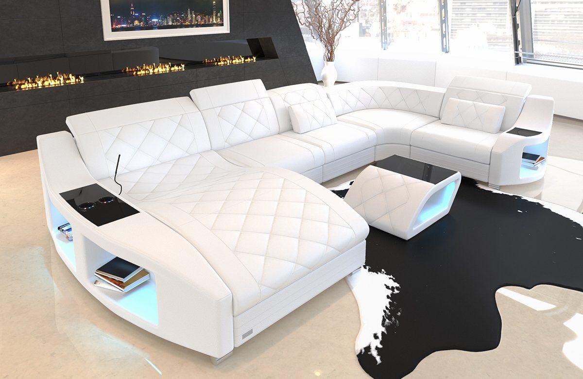 Sofa Dreams Wohnlandschaft Swing U Form Kaufen Modernes