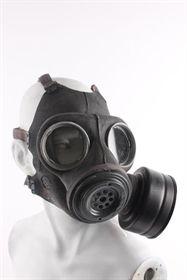 Engelsk gasmaske med filter