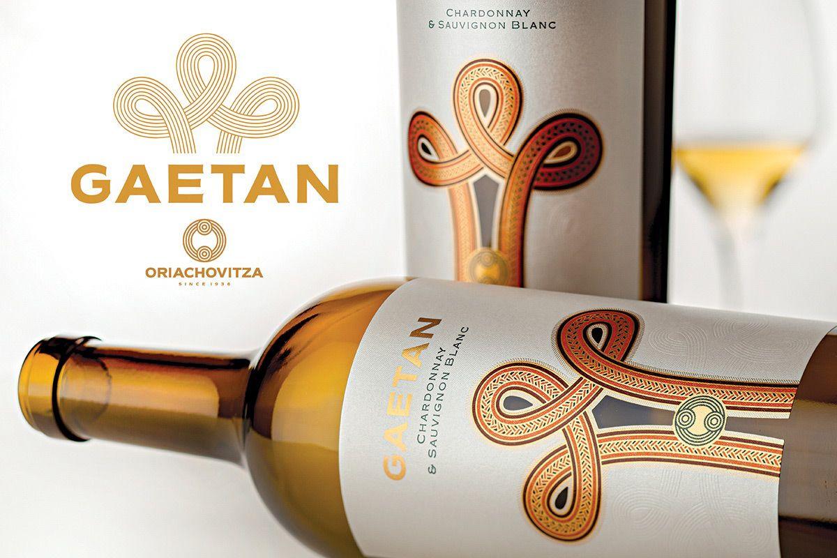 www.thelabelmaker.eu         Gaetan wine label
