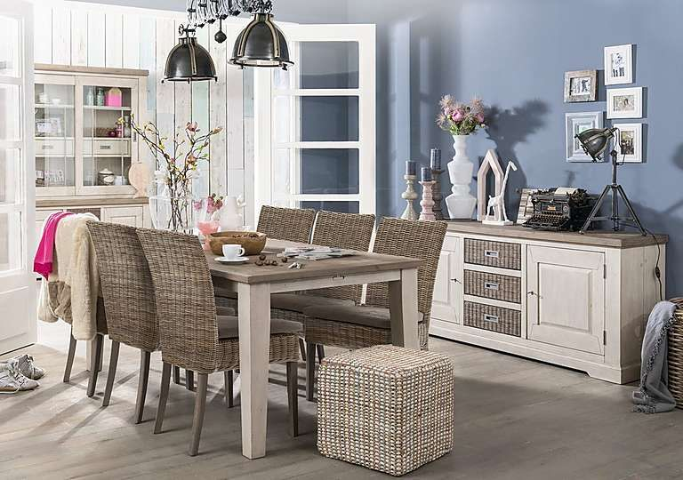 Delicieux Oslo Extending Dining Table