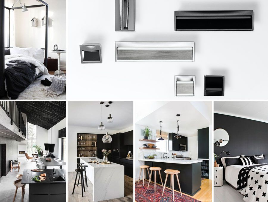 At Viefe® we suggest playing around with black on your drawers by using the new total black finish on our built-in handles Wave and Nest. They are fitted to the piece of furniture in a discrete way bringing a touch of modernity and forcefulness. . #Viefe #handle #knobs #doorsofinstagram #interiordeco #interiordesign #interiorlovers #interiordecoration #designart #homeideas #homedecoration #homedesign #instahome #homeinspiration #homeaccessories #decoblog #blogdecor #Viefeblog #black #totalblack
