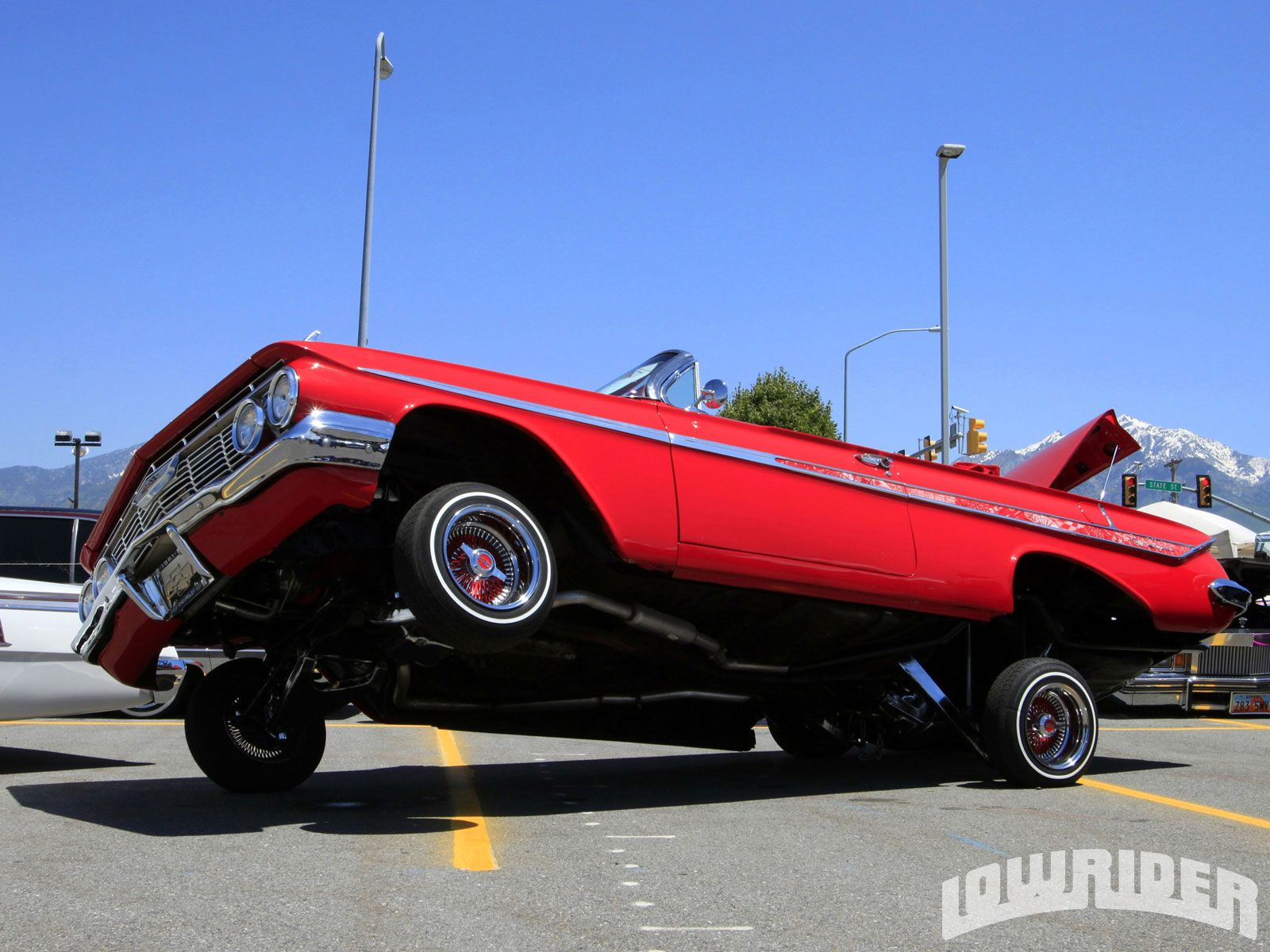 Cars With Hydraulics: A Dropper Is A Potential Term For Those With Tricked Out