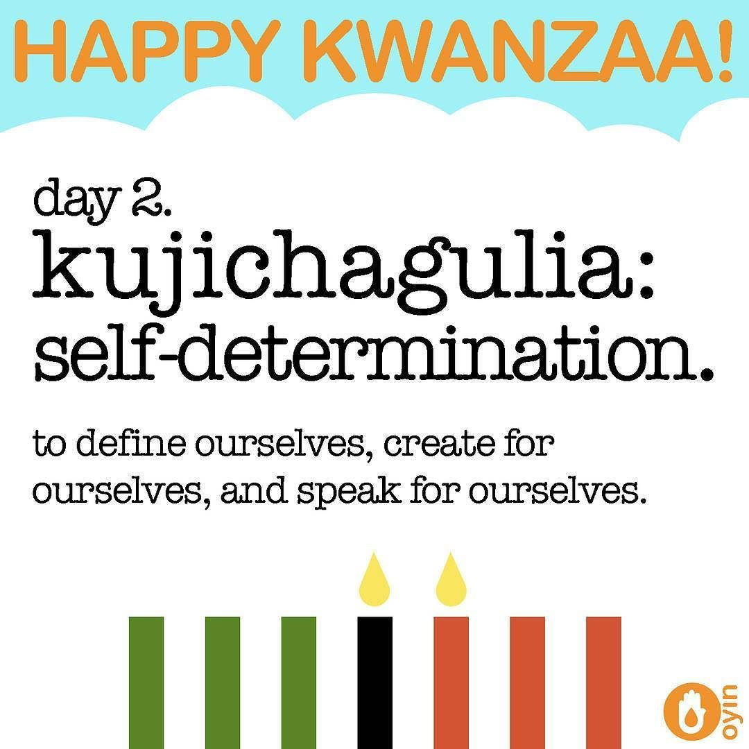 If I Didn T Define Myself For Myself I Would Be Crunched Into Other People S Fantasies For Me And Eaten Alive Kwanzaa Principles Happy Kwanzaa Oyin Handmade