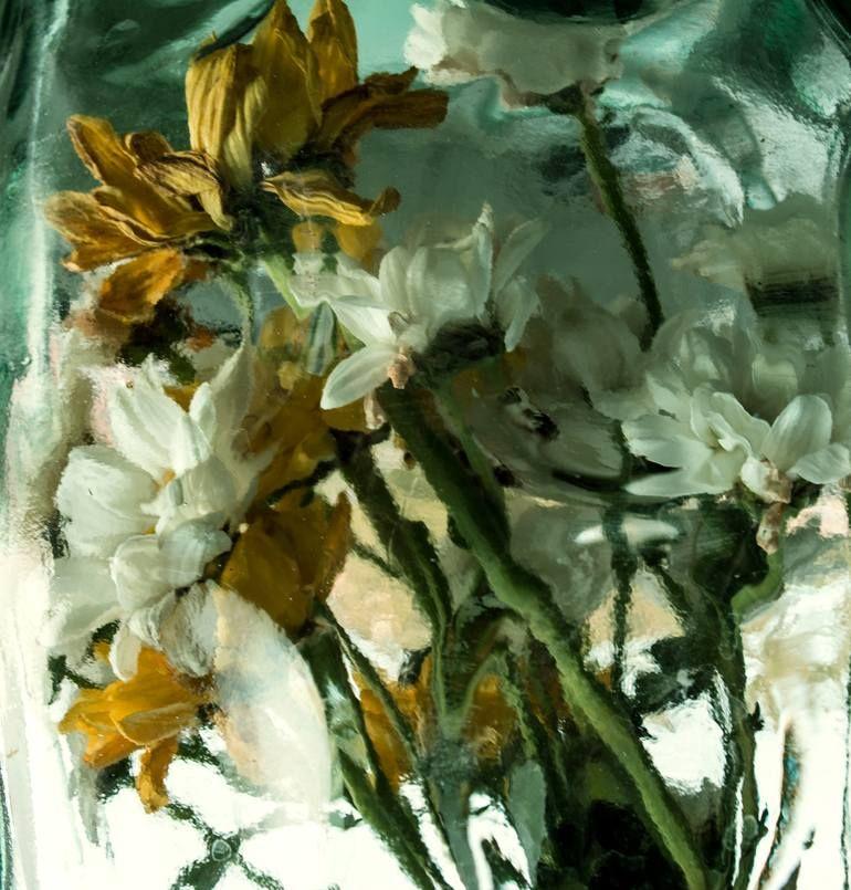 Original Floral Photography By Viktoriia Serhieieva Fine Art Art