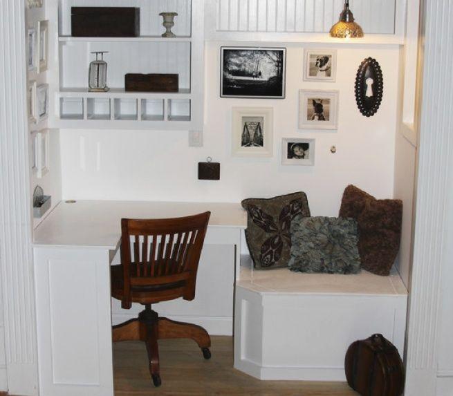 decoración de despachos en casa - Buscar con Google | DESPACHOS EN ...