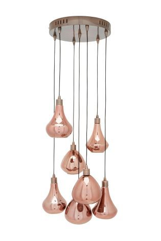 Buy malmo 7 light ceiling pendant from the next uk online shop buy malmo 7 light ceiling pendant from the next uk online shop audiocablefo light catalogue