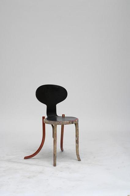 Martino Gamper | 100 Chairs In 100 Days: Martino Gamper 100 #Chairs In 100  #Days #City #Gallery #Wellington @CityGalleryWgtn #design