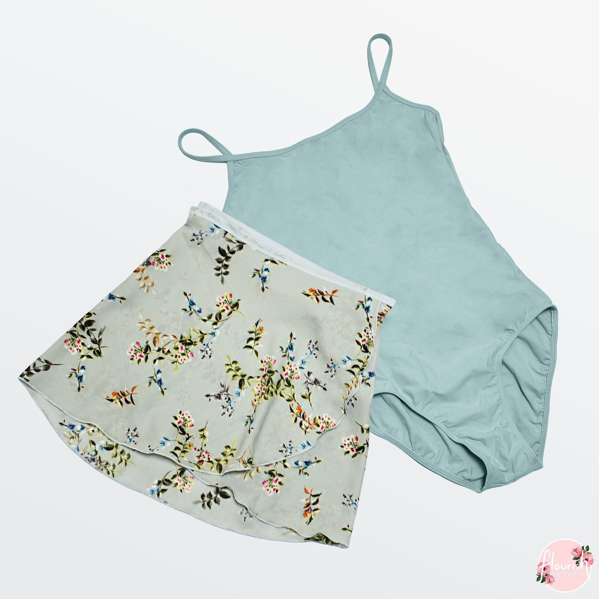 Eleanor  Ballet Wrap Skirt  Ballet Skirt  Dance Skirt    Etsy