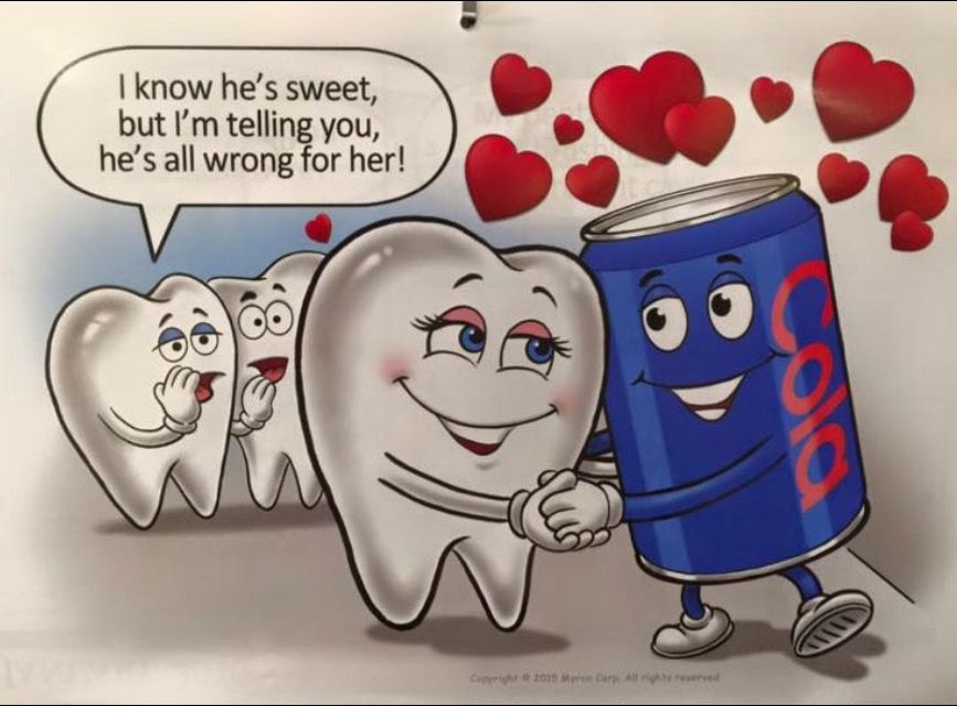 He really knows how to break her heart. | Dental health ...