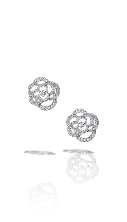 Love These Clic Chanel Rose Earrings Just Wish They Didn T Cost More Than My Car