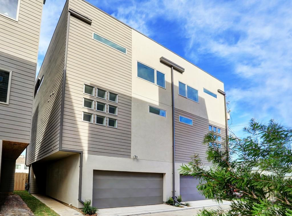 Photo Gallery Urban Lofts Townhomes Houston Townhome