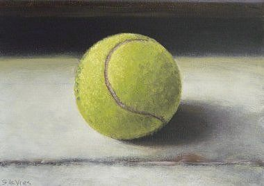 tennis bal / tennis ball