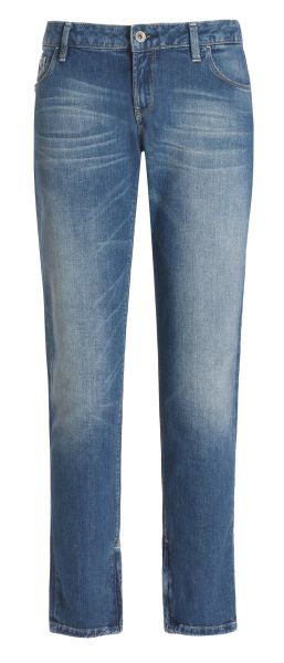 Escada light wash jeans