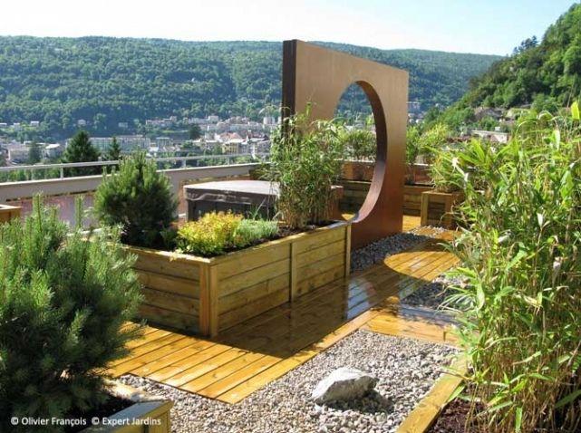 Deco Terrasse Expert Jardin | Jardin | Pinterest | Woods