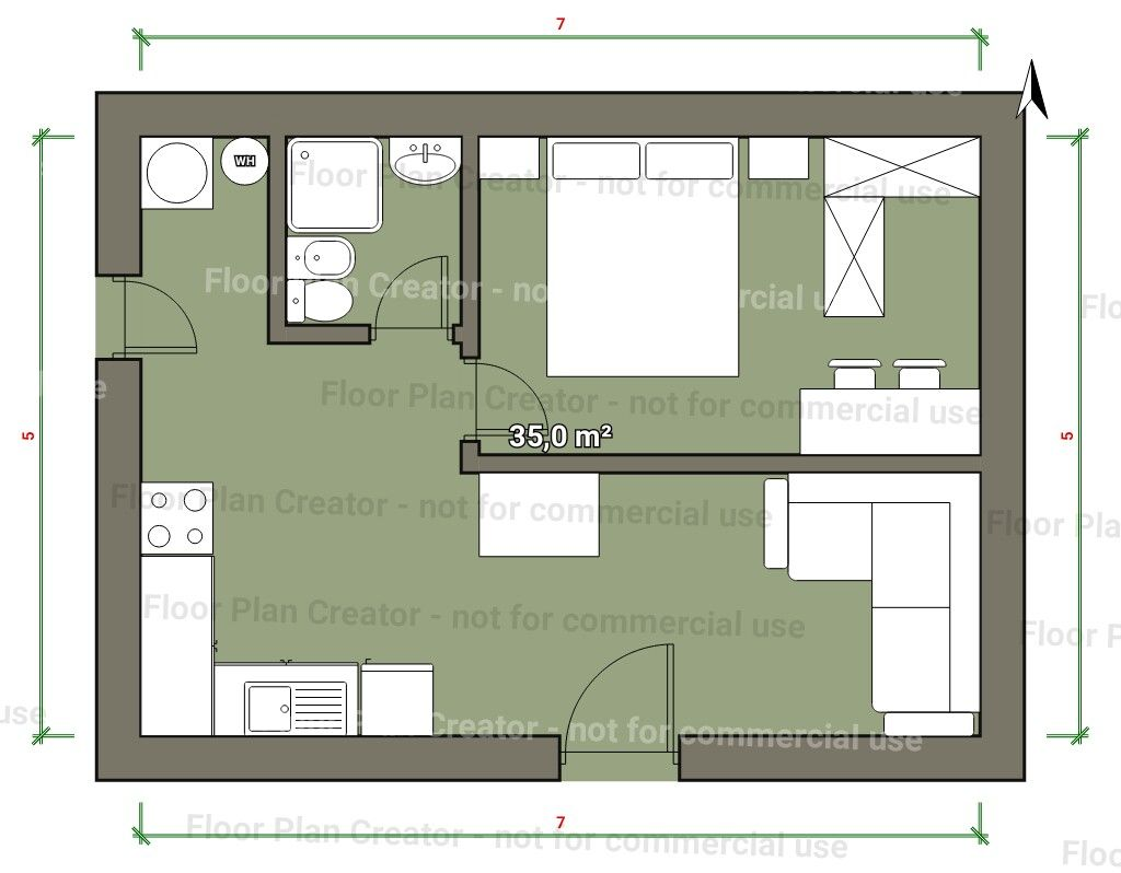 Pin By Anderson On Closer Floor Plans Tiny House Plans