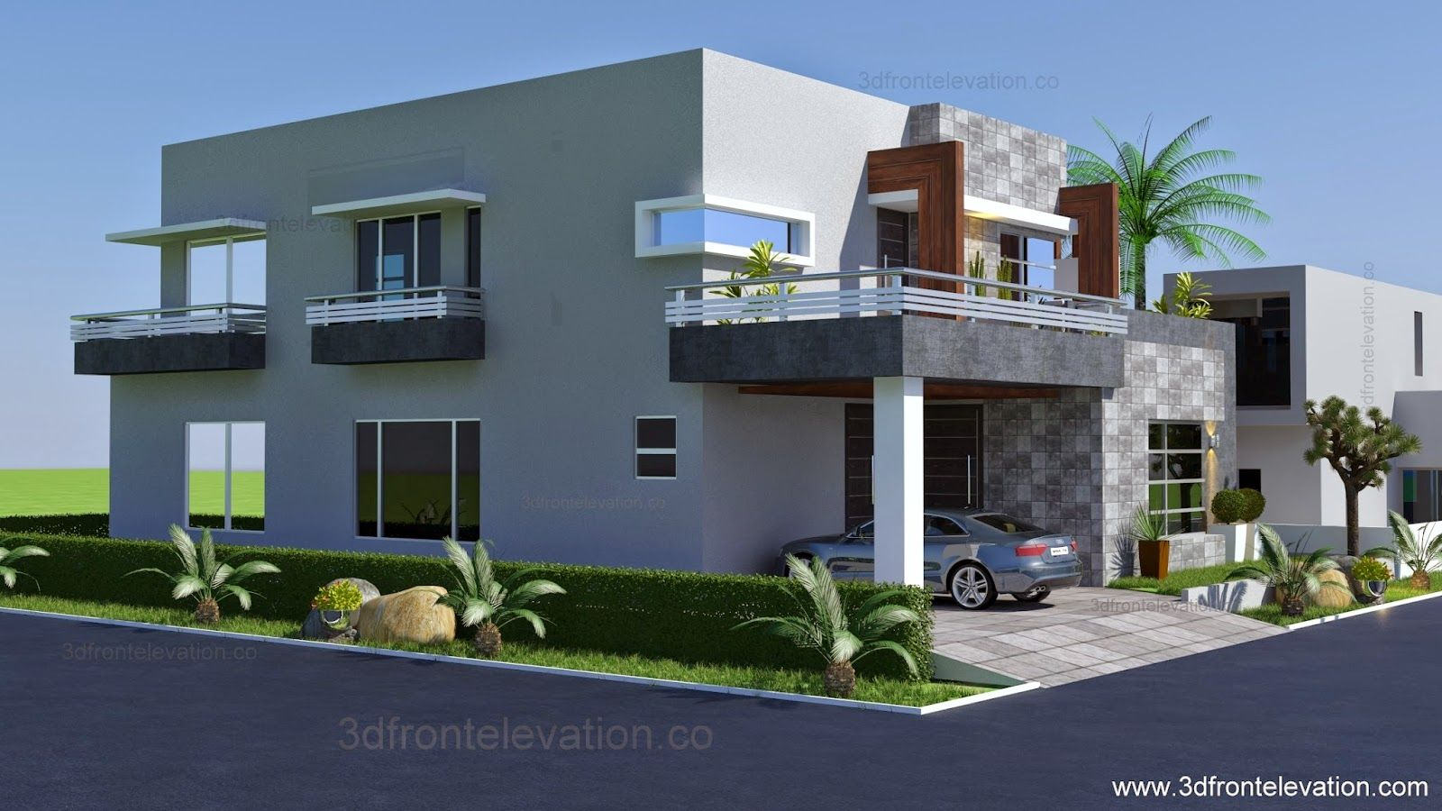 1 kanal contemporary house plan design create modern house 1 kanal contemporary house plan design create