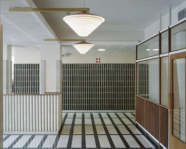 20 alvar aalto 39 s projects architektur innenarchitektur for Innenarchitektur 50er