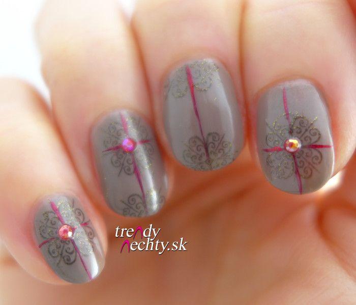 Nail Art, Nail design, Nail Studs, Rhinestone