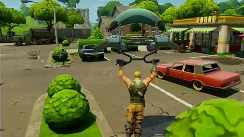 26b05b61ddc59a Trending FOX BUSINESS News: 'Fortnite' maker Epic Games sued for allegedly  stealing dance moves. Fortnite company gets F rating from Better ...