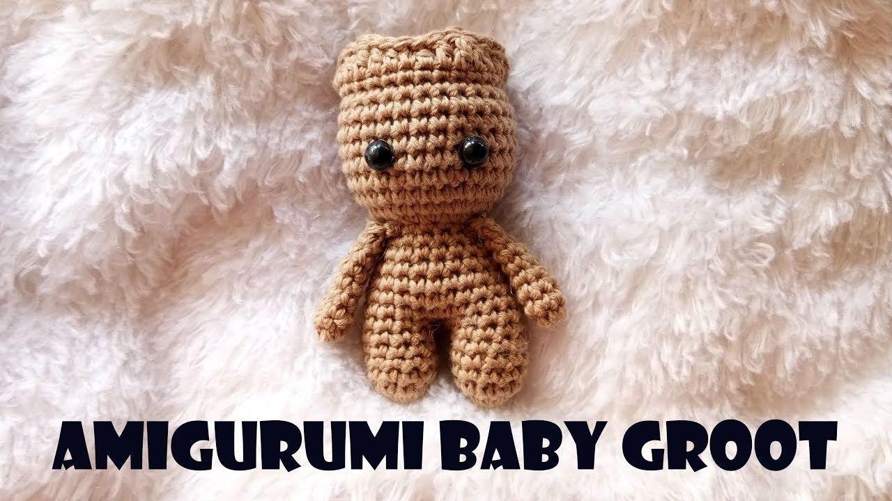 Amigurumi Patterns Groot : Amigurumi baby groot baby groot amigurumi and tutorials