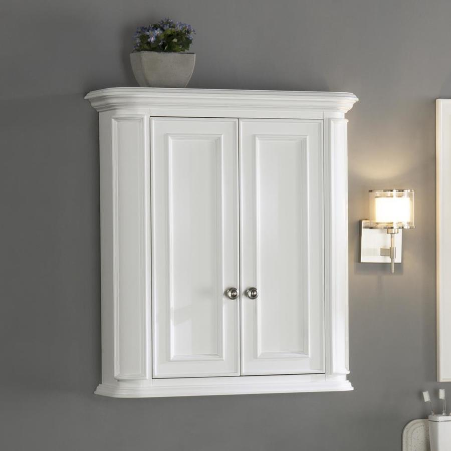 16++ Allen and roth bathroom wall cabinets best