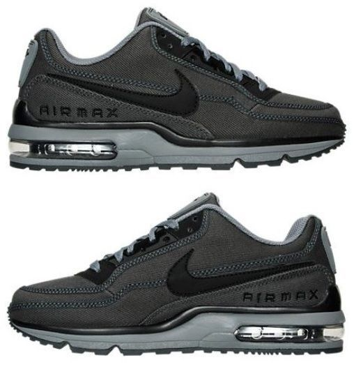 nike air max ltd anthracite/black