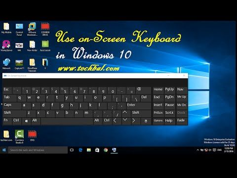 31) Windows 10 And 8 1 Touch Keyboard Resize And Modify - Solution