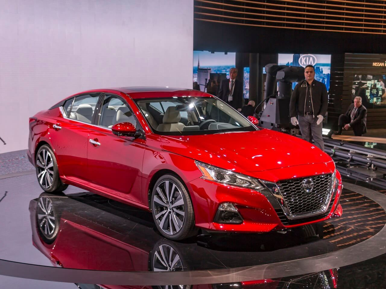 2020 Nissan Altima Coupe