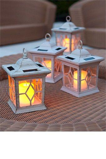 Homeware And Home Decor   Table Solar Lantern   EziBuy New Zealand